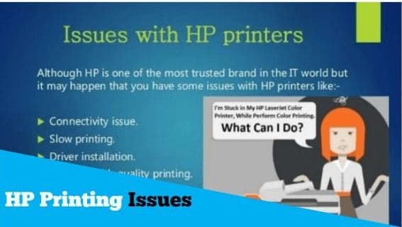 Fix Hp Printer Not Printing Errors