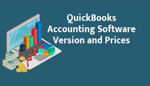 Quickbooks Accounting Software know About version and Prices