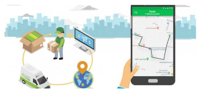 Company Benefit From Delivery Tracking and Management Software