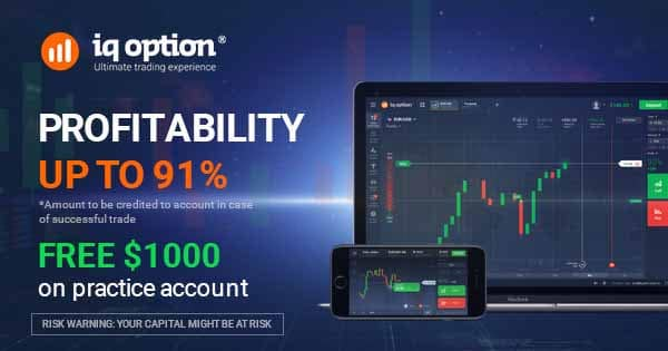 IQ Option Demo Account