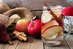 The Original Apple Cinnamon Detox Drink