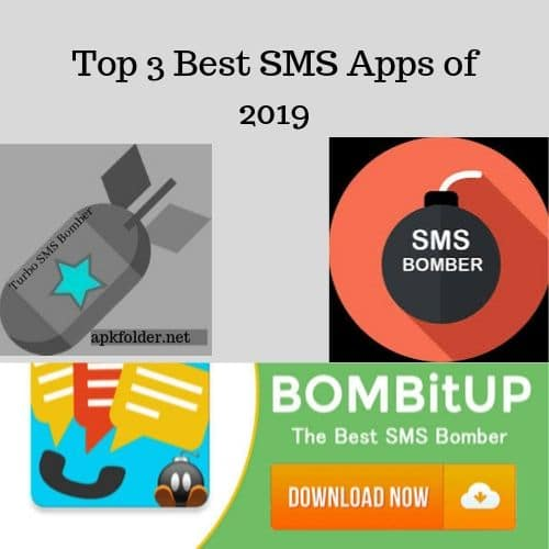 Top 3 SMS Android apps of 2019