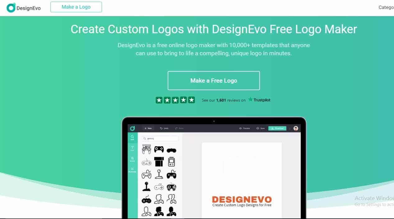 Make Your Brand Logo