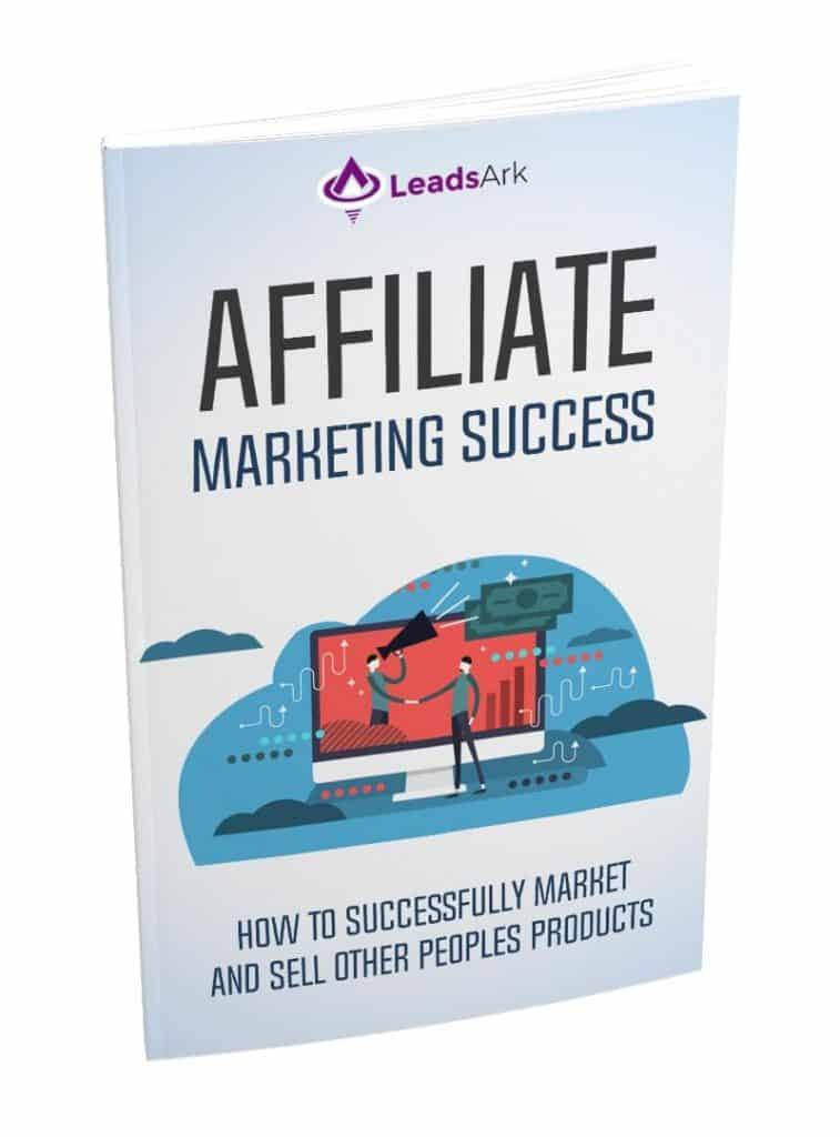 Affiliate Marketing Success – E-Book